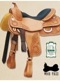 selle western reining Pool's Genuine
